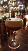 Yummy coffee martini we enjoyed after the tour!