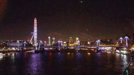 London @ night - BEAUTIFUL!