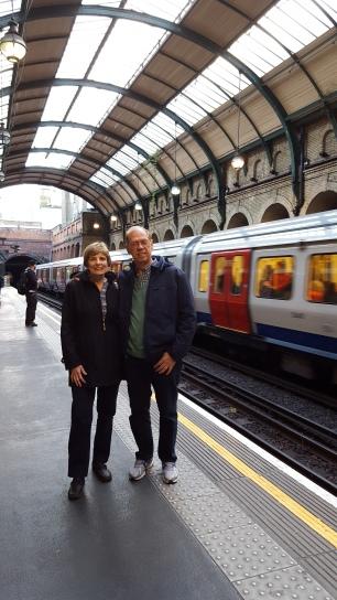 Notting Hill Gate tube station