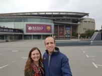 Camp Nou - FCBarcelona