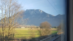 Views from the train