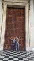 Door at St. Pauls