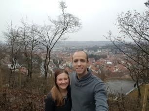 Overlooking Stuttgart