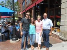 02 - Dan, Kirsten, & Carole In Ann Arbor (2016-06-19)