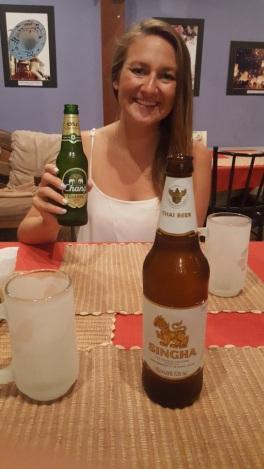 Thai Beers!
