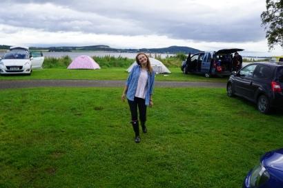 1st campsite
