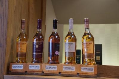 Glenmorangie Whiskey Distillery
