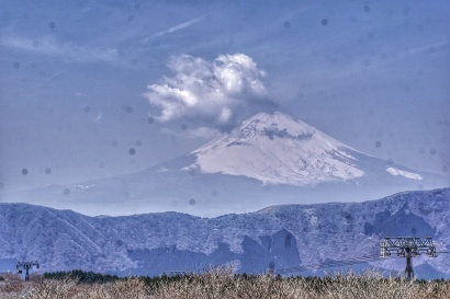 Mt. Fuji!!!