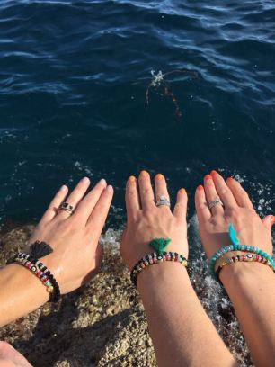 BFF Croatia bracelets
