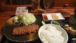 Katsu beef