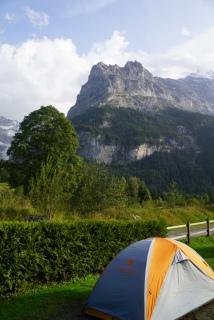 Camping Gletscherdorf
