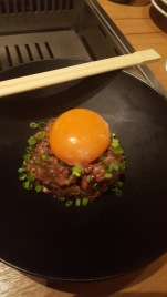 THE BEST steak tartare